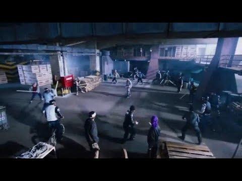 The Protector (2005) Tony Jaa Fight Scene #2 HD