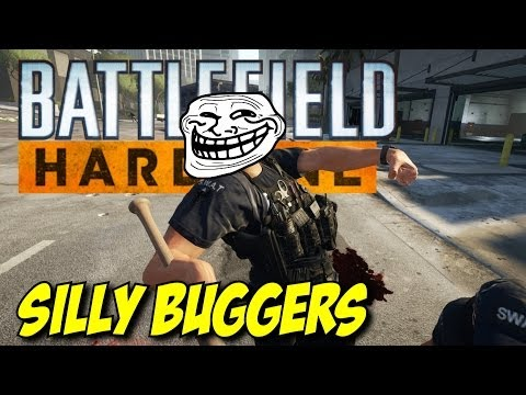 Battlefield Hardline Silly Buggers by Rusty Recoil