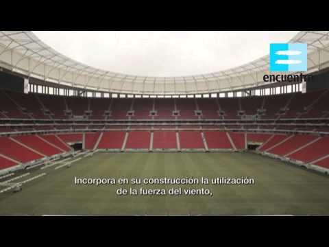 Mundial Brasil 2014: Brasilia y el Estadio Nacional - Canal Encuentro HD