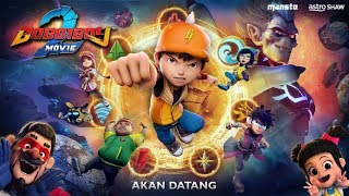 Gambar cover BoBoiBoy Movie 2019  |  Alan Walker, K-391 & Emelie Hollow  - Lily (Lyrics)