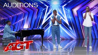Early Release: 1aChord Sings an Emotional Cover of Fix You by Coldplay - America's Got Talent 2021