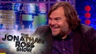Jack Black on Spending Easter with Angelina Jolie's Family | Jonathan Ross