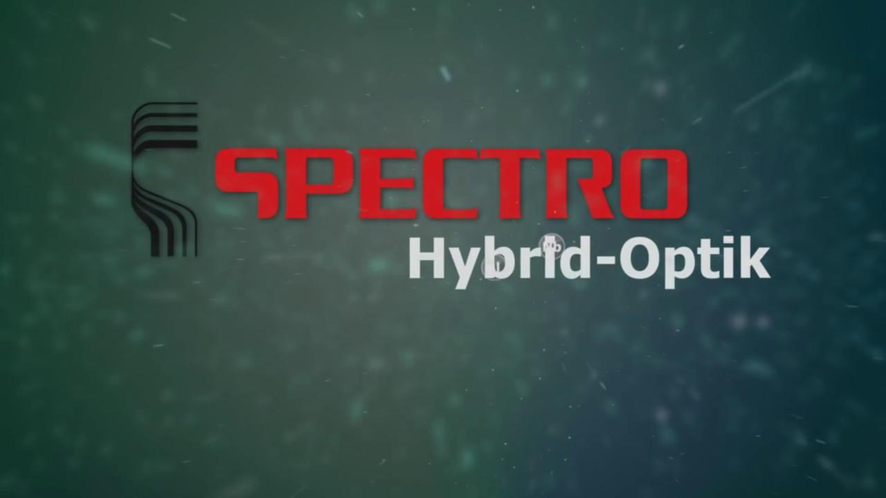 SPECTROLAB Hybrid-Optik
