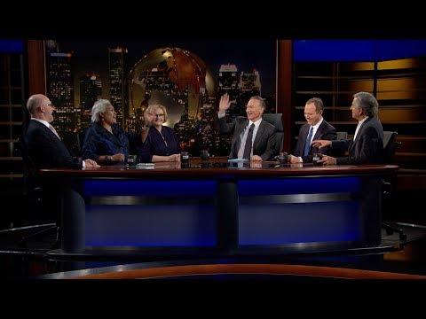 Overtime: Adam Schiff, Claire McCaskill, Donna Brazile, Rick Wilson, Bernard-Henri Lévy (HBO)