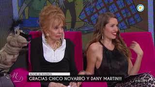 Pinky recibe a Chico Novarro y Dany Martin | #MemoriasDesordenadas (4 de 4)