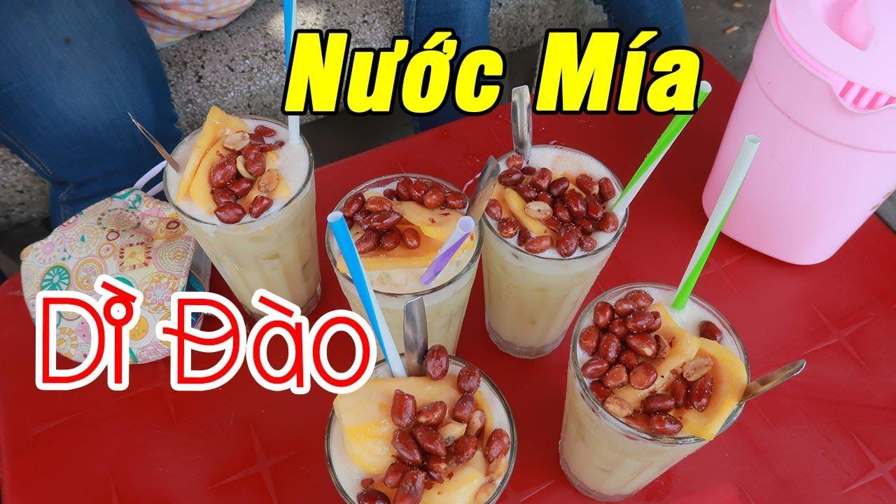 Review Nước Mía Dì Đào - Du Lịch Ăn Uống Tiền Giang