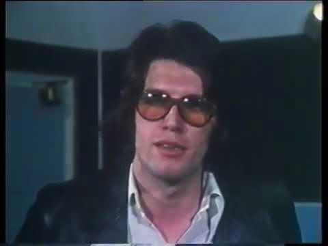 BBC TV 1971 Bootleg Report w. Peter Grant, Pink Floyd & Yoko Ono