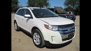 2014 Ford Edge 4dr SEL AWD (Topeka, Kansas)