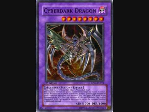 """Yu-Gi-Oh-¡ TCG Cyber Dark Deck """"Tortura del Dragon Oscuro"""