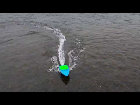 3D Printed Jetboat - V2, 6S Configuration, Part 3