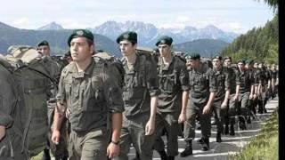 """Österreichischer Militärmarsch """"Vivat Carinthia"""""""