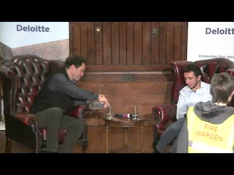Dominic West | The Cambridge Union