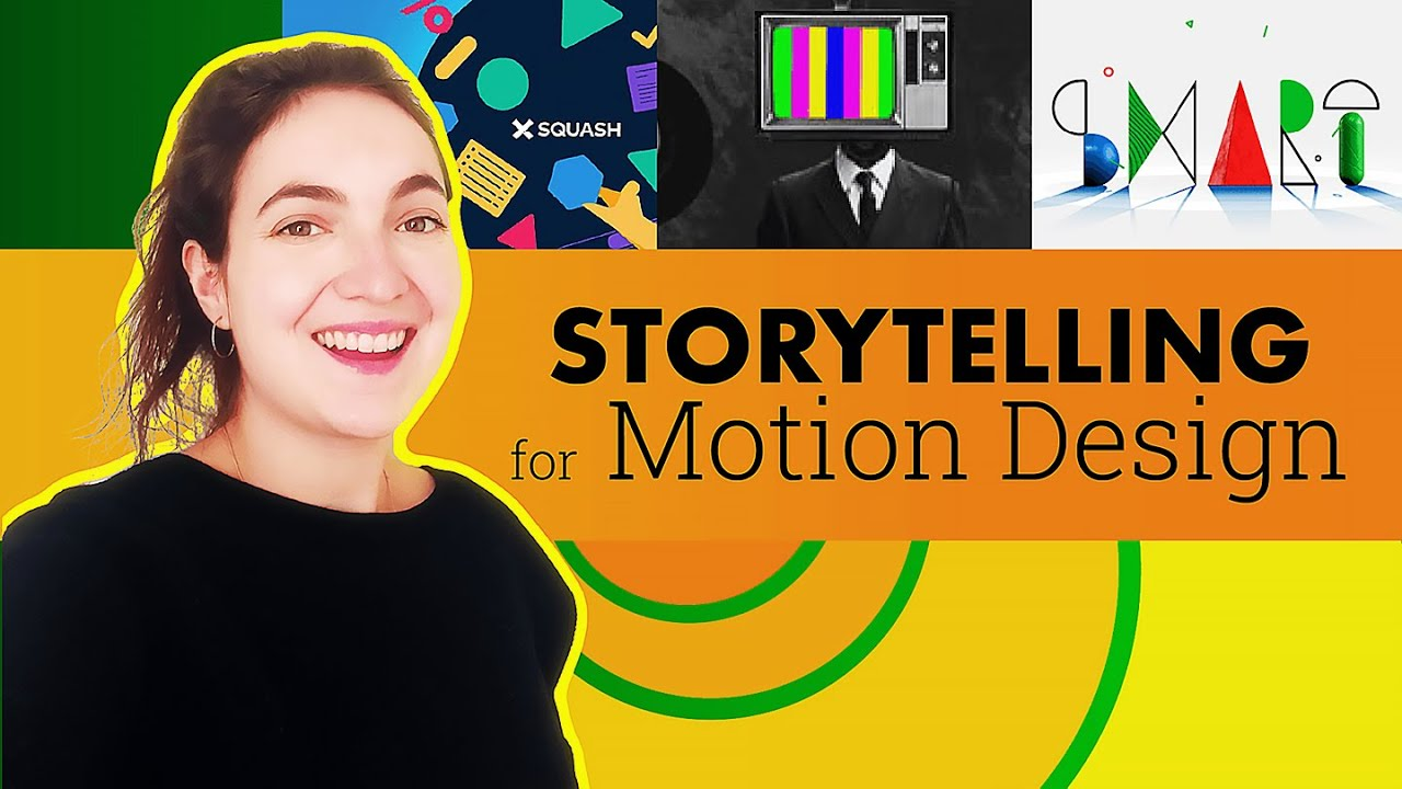 Storytelling Tips for Motion Graphics Designer w/ François Cauderlier, Phong Luong & Zahra Warsame