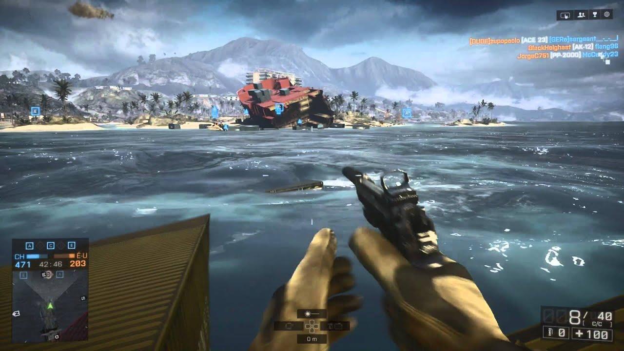 Download Battlefield 4 - Compilation délire sur ps4 avec kajato et SopmoX!