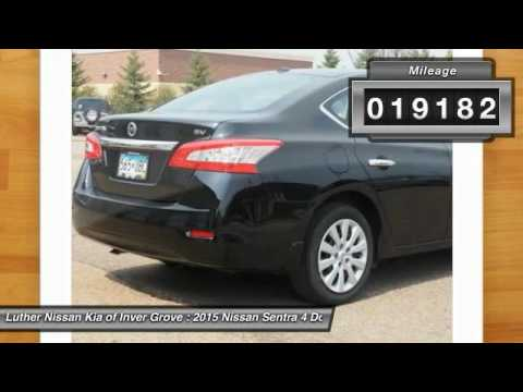 Inver Grove Nissan >> 2015 Nissan Sentra Inver Grove Heights St Paul Minneapolis Pl19870