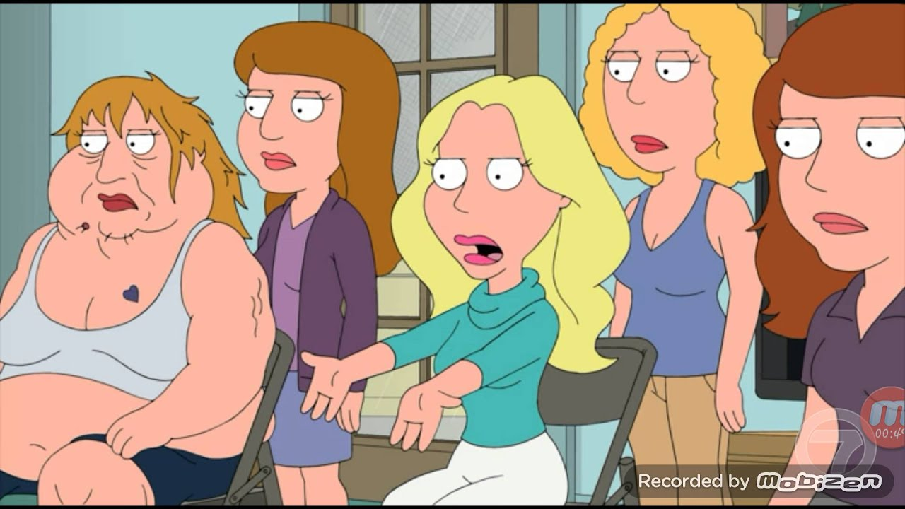 Family guy dating