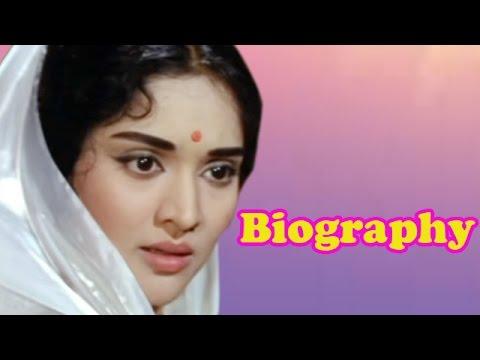 Vyjayanthimala - Biography