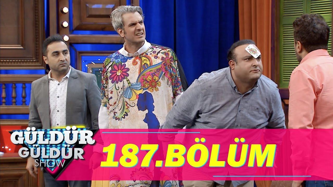 Güldür Güldür Show 187 Bölüm Tek Parça Full Hd Youtube