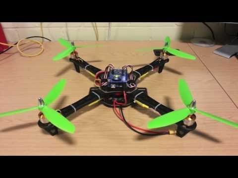 Let#39;s make an Arduino T-copter from scratch!