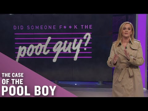 Samantha Bee Investigates Jerry Falwell Jr. And That Pool Boy