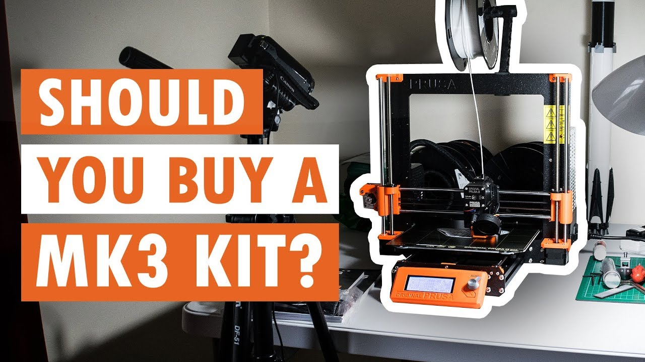 Should You Buy the Prusa i3 MK3 Kit or Assembled?