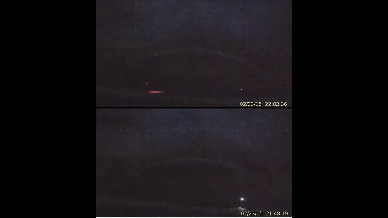 2 24 2015 Yellowstone Strange 39 Earthquake Lights