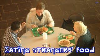 Eating Strangers