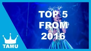 [ESC] My TOP 5 Favorite entries from 2016 thumbnail