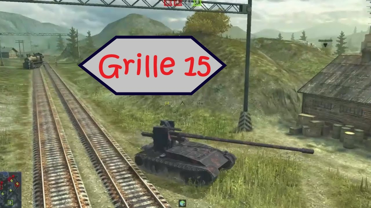 Where to Set up a TD: World of Tanks Blitz