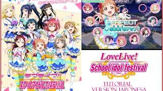 Tutorial en español (version JP) - Love Live! School idol Festival
