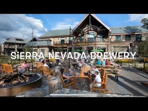 Sierra Nevada Brewery Tour In Asheville NC - Live Music And Full Walkthrough