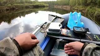 Двухдневная рыбалка на реке Пижма День второй
