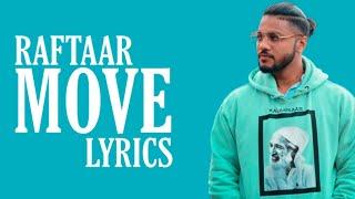 Gambar cover Move (Lyrics) Raftaar | Mr Nair | Saurabh Lokhande