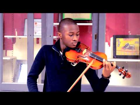 Dark Horse by Katy Perry ft. Juicy J (Violin/Dance Cover) - Emmanuel Houndo ft. Justin and Raunak