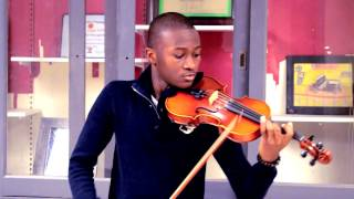 Dark Horse by Katy Perry ft. Juicy J (Violin/Dance Cover) - Emmanuel Houndo ft. Justin and Raunak Video