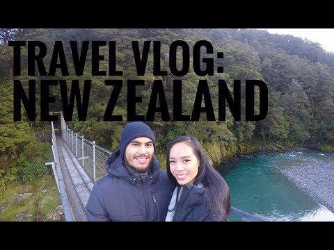 NEW ZEALAND | TRAVEL VLOG