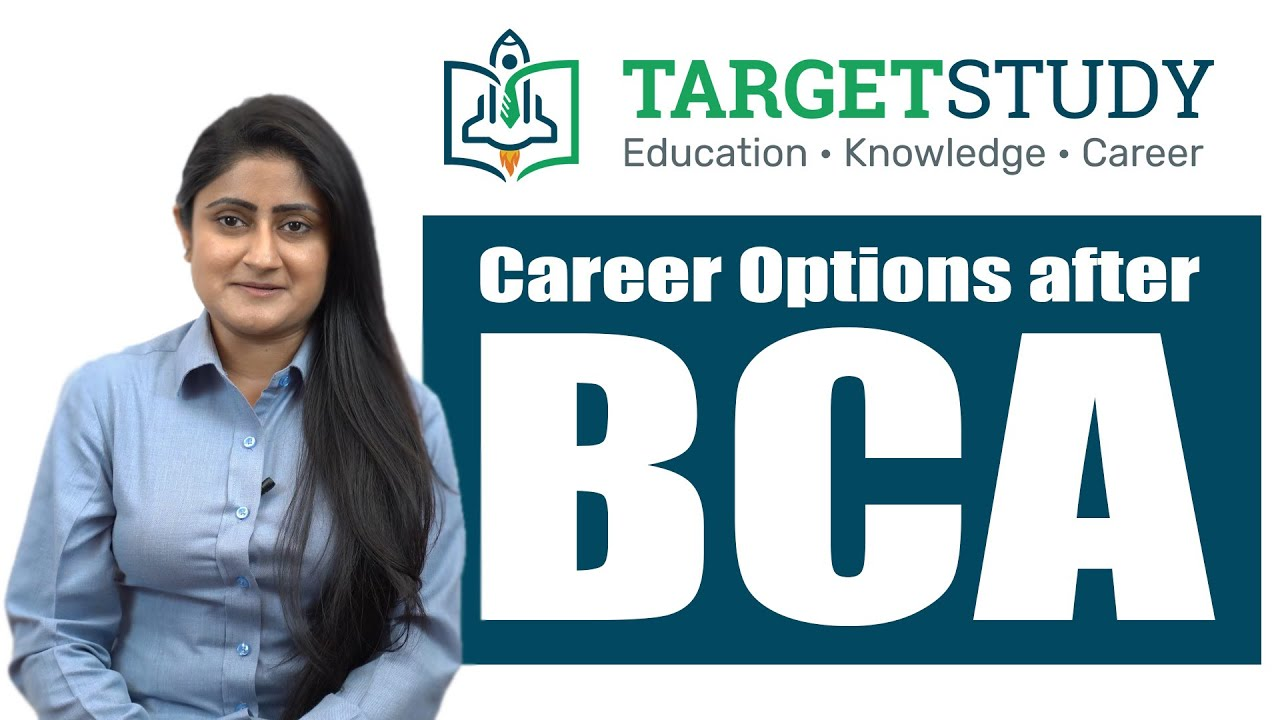 Career Options After Bca Scope Of Bca What After Bca Bachelor Of Computer Applications Youtube