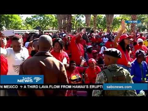 EFF to name SA 'Azania' after winning 2019 elections