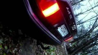 Глушитель PROsport на Audi 100 2.3 KSR