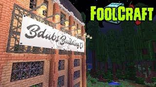 Video FoolCraft Modded Minecraft :: Building with Bdubs Billboard! 25 download MP3, 3GP, MP4, WEBM, AVI, FLV Juni 2018