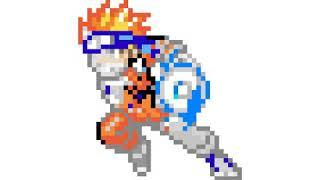 Naruto speed drawing