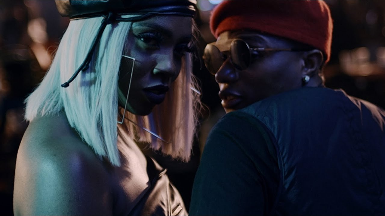 Wizkid Video Tiwa Savage Ft Wizkid Spellz Ma Lo Official Music Video
