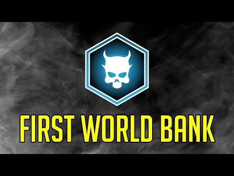 [Payday 2] One Down Difficulty - First World Bank (Stealth)