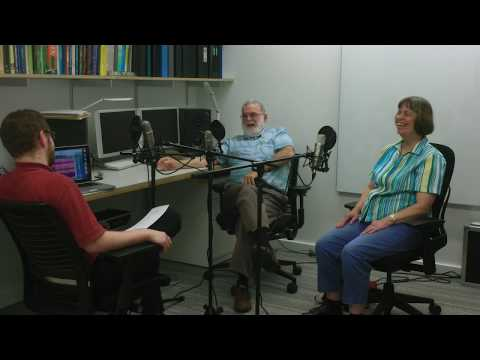 Interview with Peter Elsea and Veronica Voss Elsea