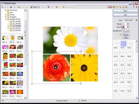 Photoscape   Free Photo Editing Software Photo Editor Download 4