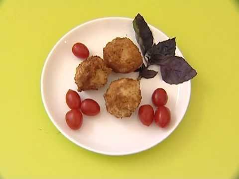 Сицилийские аранчини рисовые