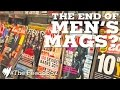 Mens Magazines In Decline I The Feed