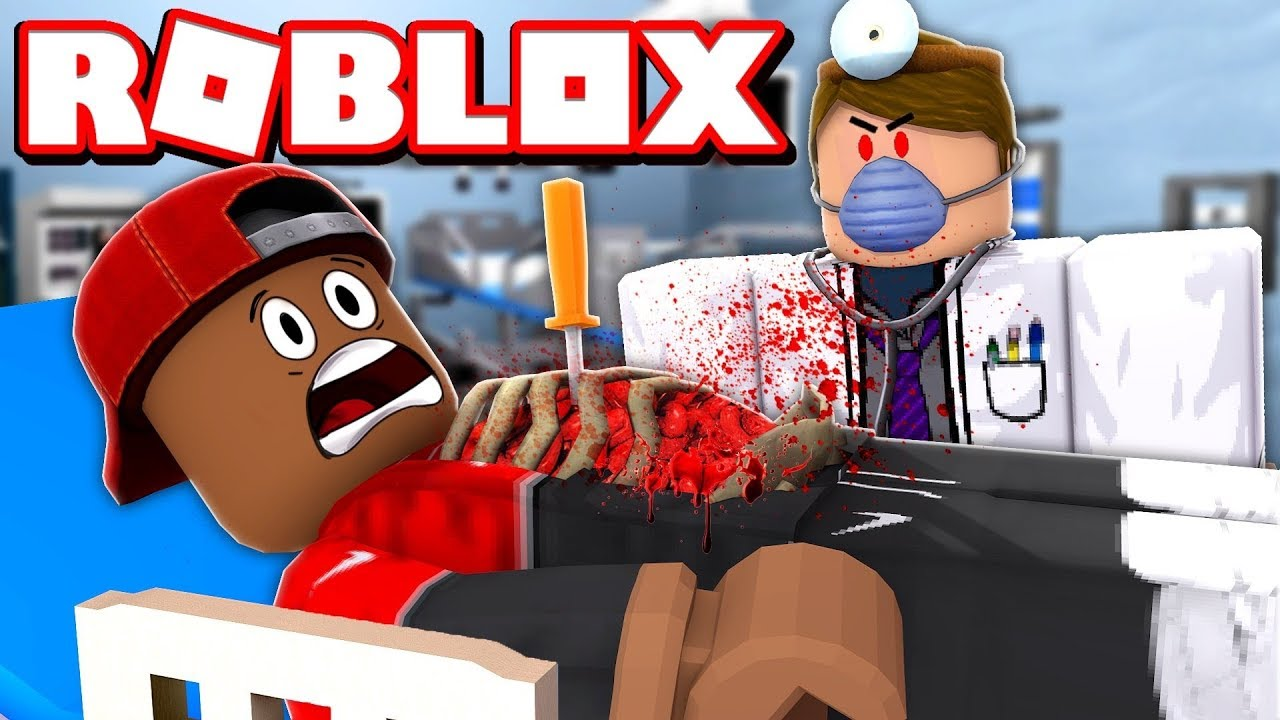 ESCAPE THE EVIL ZOMBIE HOSPITAL IN ROBLOX WITH THE PRINCE FAMILY