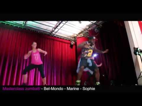 Masterclass zumba® avec Bel Mondo, Marine Garnier et Sophie Parent
