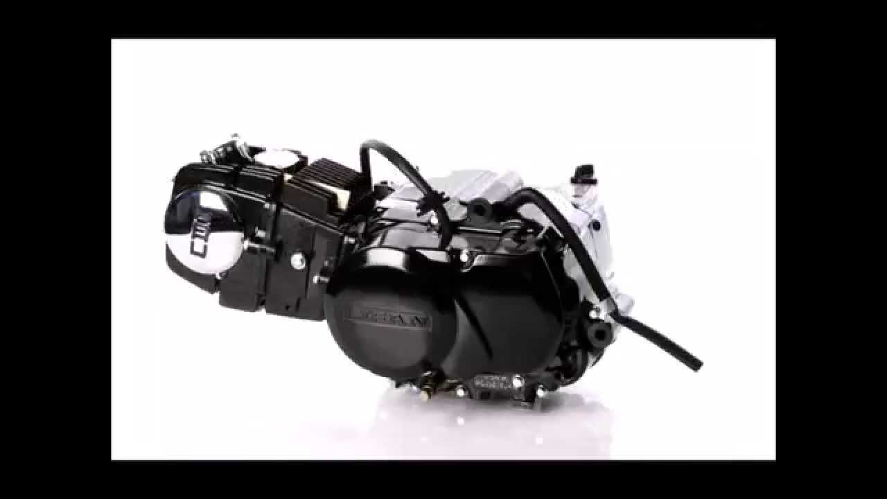 NEW 125CC LIFAN TYPE R HEAD RACING ENGINE DIRT BIKE MOTOR 4 SPEED MANUAL  BONUS!